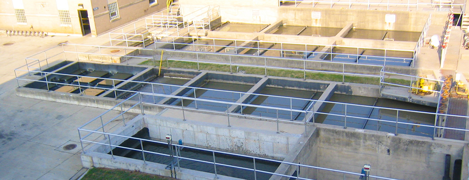 Waster Water Treatment Plant 1